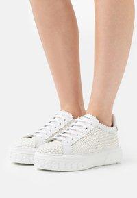Casadei - OFF-ROAD VERSILIA - Sneakers laag - bianco - 0