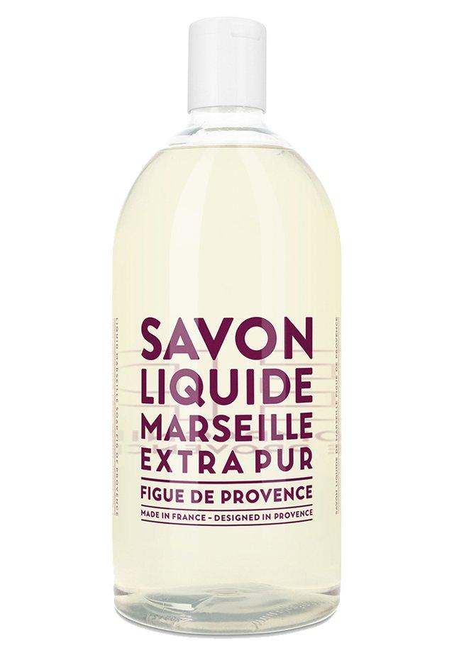 LIQUID MARSEILLE SOAP REFILL - Sapone liquido - fig of provence