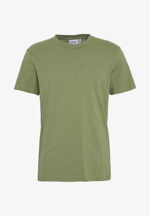 UNISEX ALAN  - Jednoduché triko - green