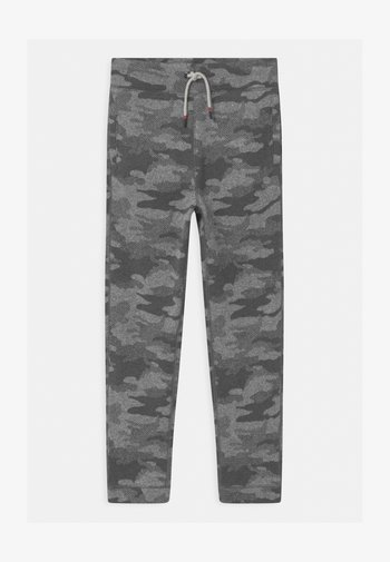 BOY  - Tracksuit bottoms - grey