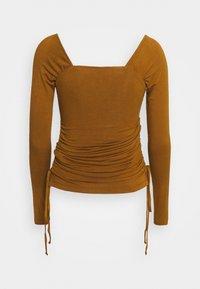 Rejina Pyo - MIRA TOP - Long sleeved top - brown - 6