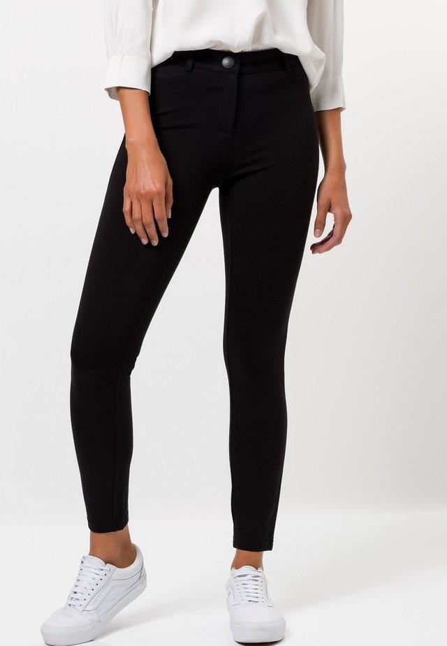 CAJA - Trousers - black