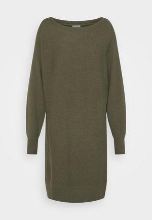 NMSHIP BOATNECK DRESS  - Jumper dress - kalamata