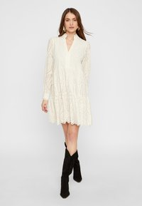 YAS - YASHOLI - Day dress - eggnog - 1