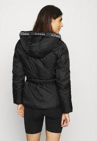 Armani Exchange - JACKET - Winter jacket - black - 2