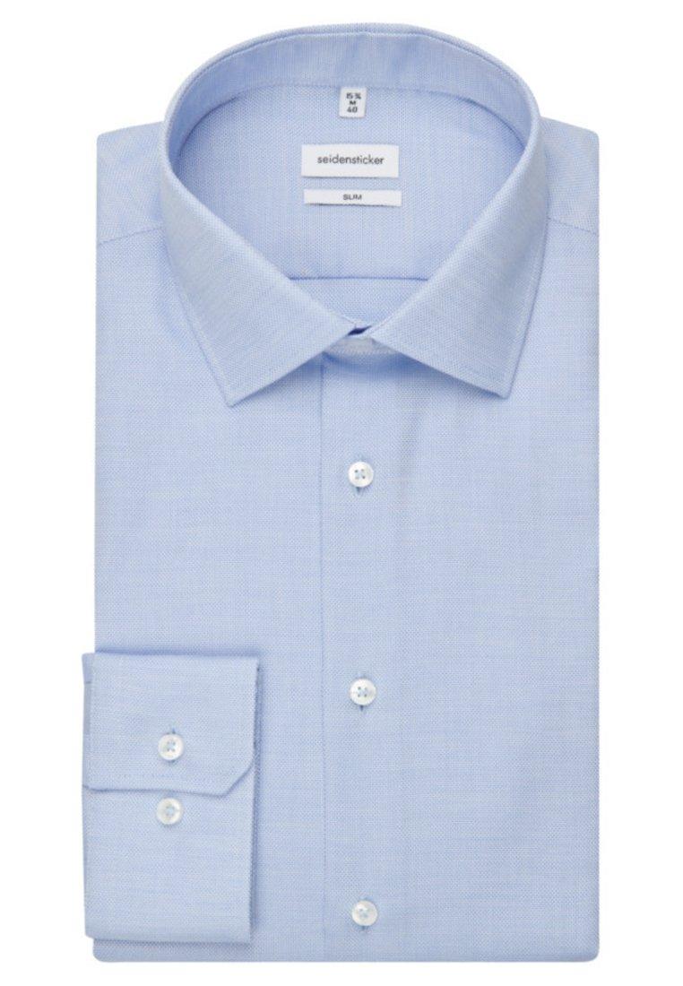 Seidensticker SLIM FIT - Businesshemd - light blue | Herrenbekleidung 2020