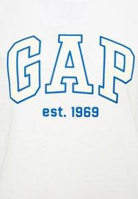 Gap Tall - OUTLINE TEE - T-shirt print - milk global - 2