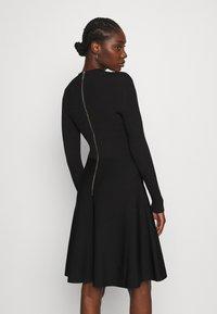 Ted Baker - JOSEY - Jumper dress - black - 2