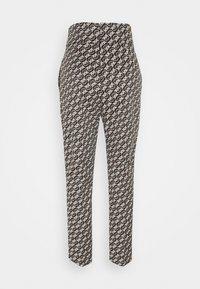 Pinko - NATALIA - Spodnie materiałowe - black - 8