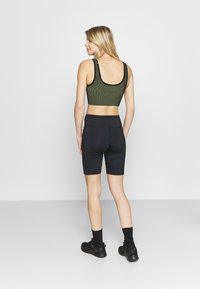 South Beach - CYCLE SHORT - Leggings - black - 2