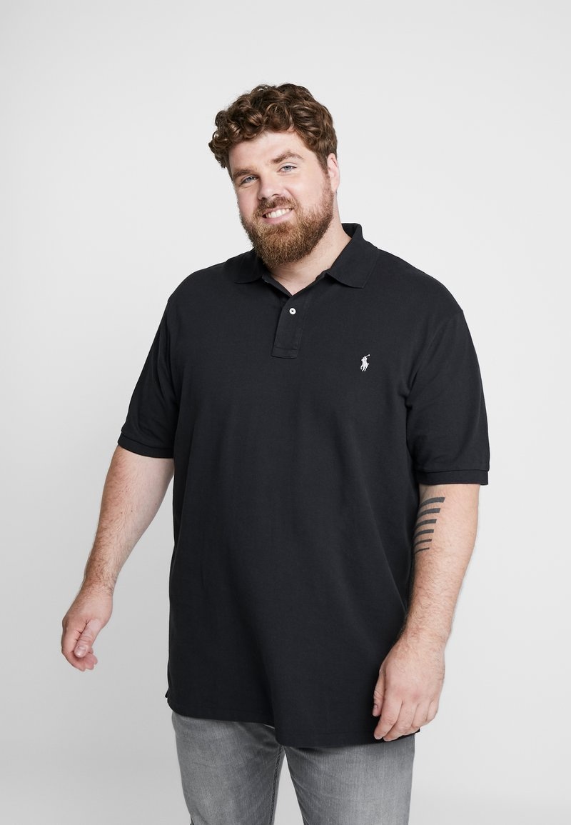 Polo Ralph Lauren Big & Tall - BASIC - Poloshirt - black