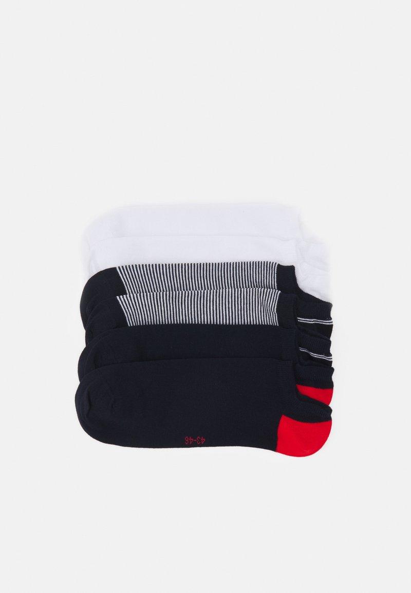 TOM TAILOR - SNEAKER SOCKS 6 PACK - Socks - dark blue