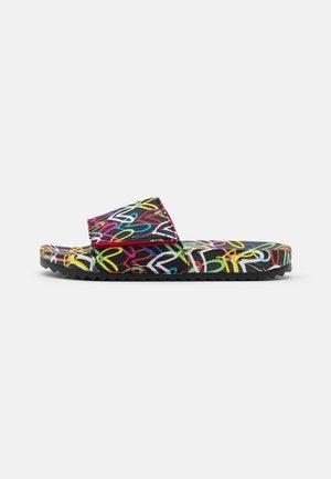 POP UPS 2 - Sandaler - black/multicolor