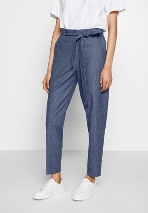HACIA - Trousers - open blue