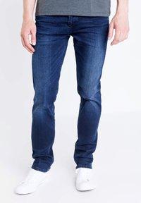 BONOBO Jeans - Straight leg jeans - denim stone - 3