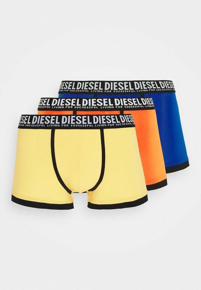 UMBX-DAMIENTHREEPACK-P BOXER-SHORTS 3 PACK - Underbukse - blue/orange/yellow