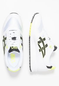 ASICS - GELSAGA - Sneakers - white/black - 1