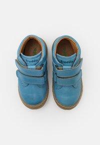 Froddo - KART UNISEX - Zapatos con cierre adhesivo - jeans - 3