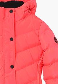 Cars Jeans - LURDES - Winter jacket - fluor coral - 5
