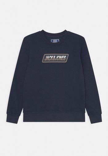 JORSWIRLE CREW NECK JR - Sweatshirt - navy blazer