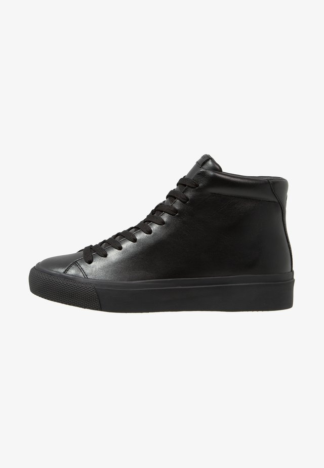 RB1 - Baskets montantes - black