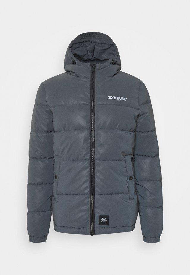 REFLECTIVE - Zimní bunda - black