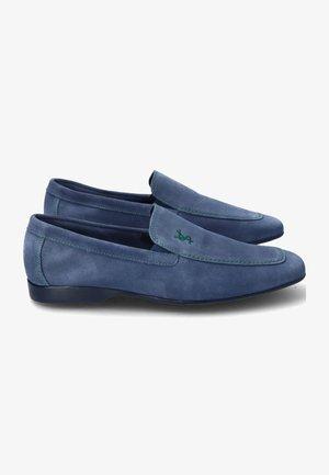 LUX - Mocasines - jeans