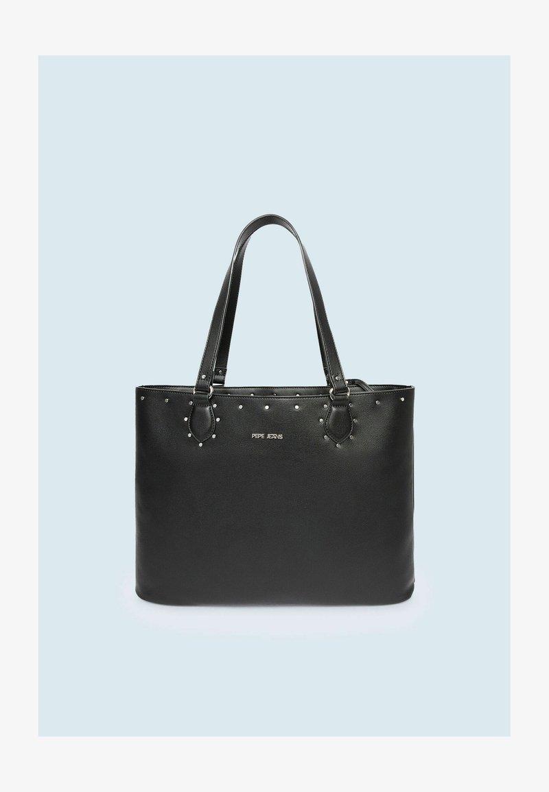 Pepe Jeans - TILDA  - Tote bag - black