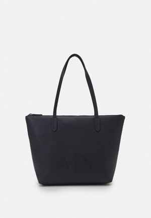WOMANS - Tote bag - blueberry jelly