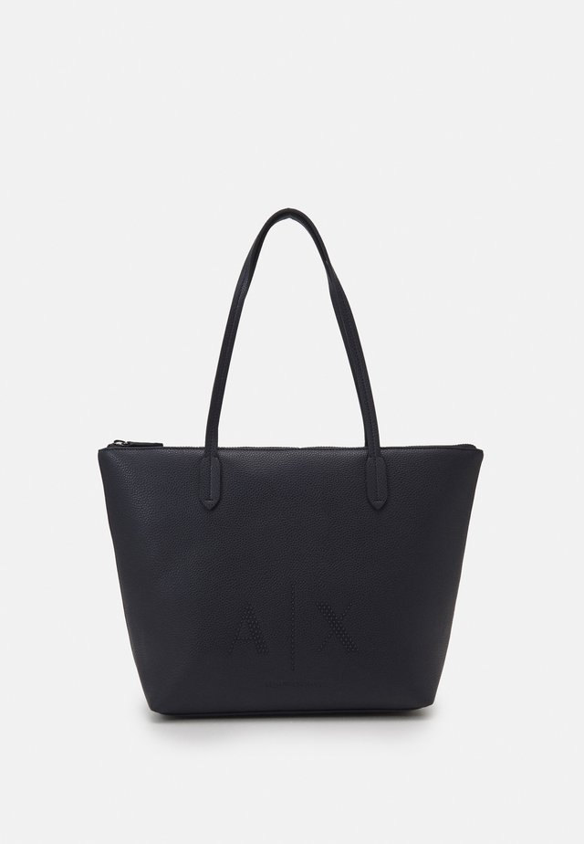 WOMANS - Shopping bag - blueberry jelly