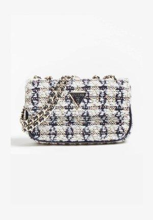 CESSILY TWEED - Across body bag - mehrfarbig, weiß