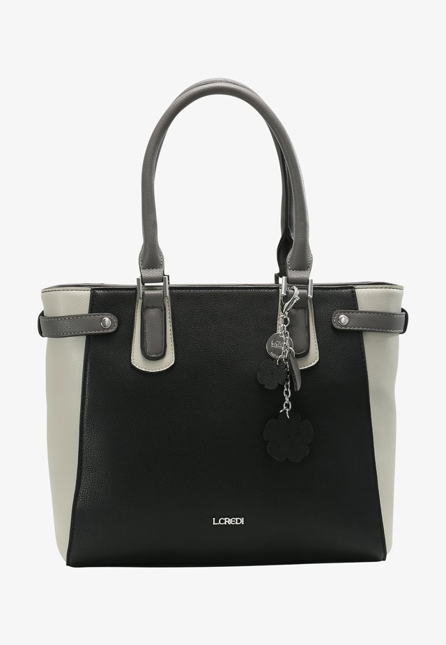 FERDINANDA  - Shopping bag - schwarz