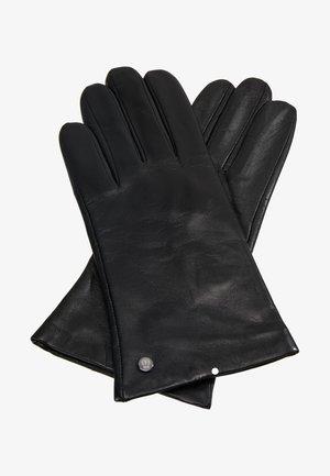 CLASSIC SLIM - Gants - black