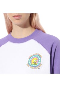 Vans - THE SIMPSONS LISA FLEECE - Sweatshirt - (the simpsons) lisa 4 prez - 2