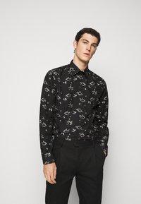 Eton - SIGNATURE - Shirt - black - 0