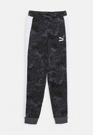CLASSICS GRAPHICS PANTS - Tracksuit bottoms - grey