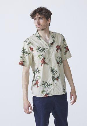 ELMER - Overhemd - sand