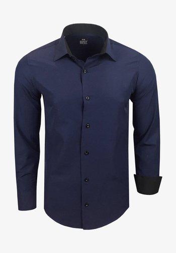 FREIZEIT-HEMD - Shirt - navy