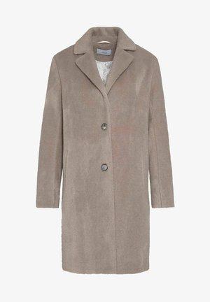 CIMAMBALO - Short coat - taupe