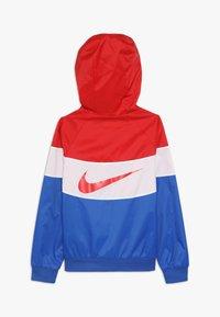 Nike Sportswear - Training jacket - university red/summit white/game royal - 1
