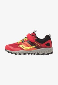 Saucony - PEREGRINE - Trainers - red - 1