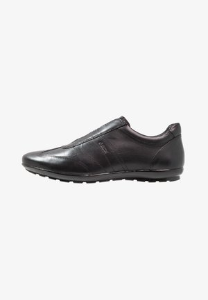 UOMO SYMBOL - Mocassins - black