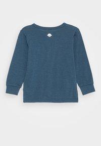 Joha - LONG SLEEVES UNISEX - Long sleeved top - blue grey - 1