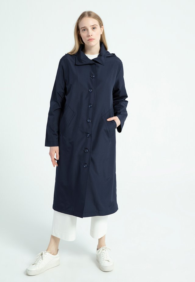 Parka - navy blue