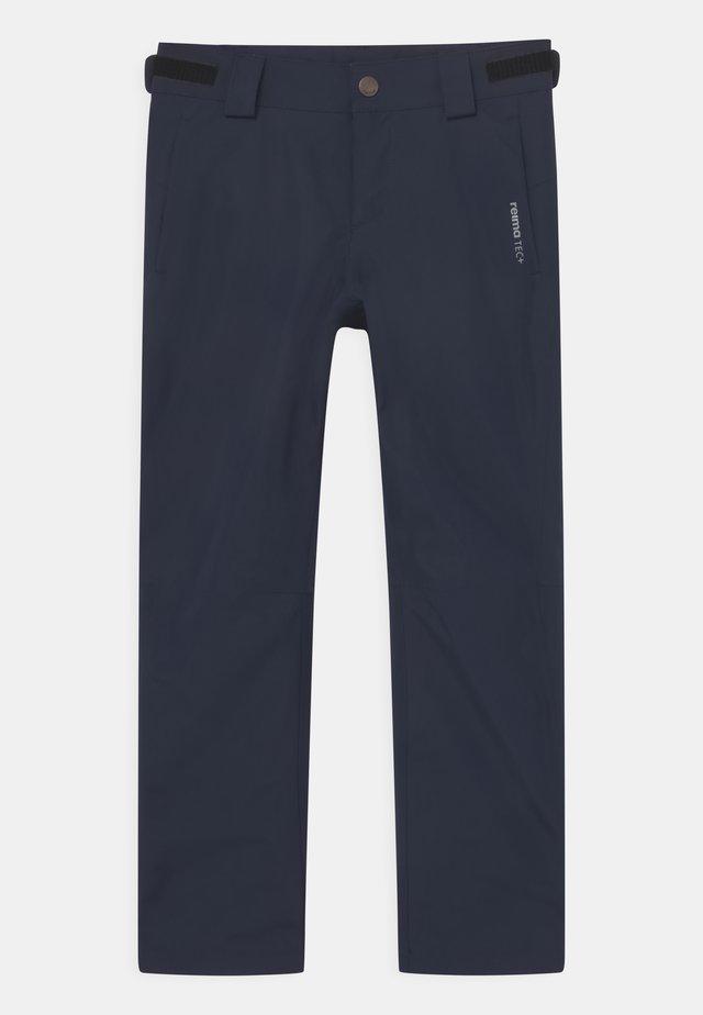 KIERTO UNISEX - Pantalons outdoor - navy