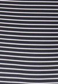 Seafolly - HIGH WAIST PANT - Bikini bottoms - black/white - 6