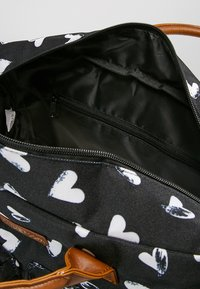 Kidzroom - DIAPERBAG - Torba do przewijania - black - 4
