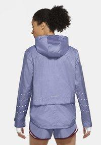 Nike Performance - FLASH - Sports jacket - world indigo/light marine - 2