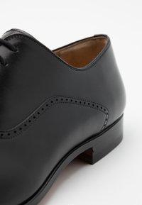 Magnanni - Stringate eleganti - black - 5