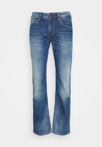 KINGSTON - Jeans straight leg - denim